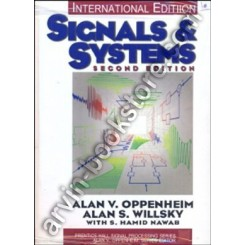 SICNALS and SYSTEMS PRENTICE HALL SIGNAL PROCESSING SERIES SECOND EDITION